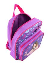 Backpack Violetta Violet this is me 594810-vue-porte