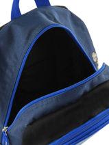Backpack Real madrid Blue 1902 183R201S-vue-porte