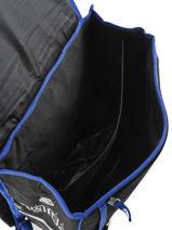 Satchel 2 Compartments Real madrid Black 1902 183R203S-vue-porte