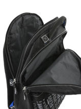 Sac à Dos Real madrid Noir 1902 183R204D-vue-porte
