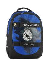 Backpack Real madrid Black 1902 183R204S