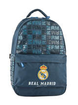 Backpack 1 Compartment Real madrid Brown 1902 183R204B