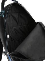 Backpack Droit Au But Olympique de marseille Black droit au but 183O204B-vue-porte