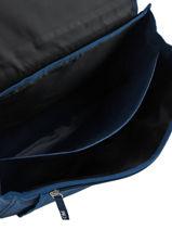 Satchel Olympique de marseille Blue droit au but 192O203S-vue-porte