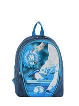 Backpack Olympique de marseille Blue droit au but 192O201S