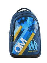 Backpack Olympique de marseille Blue droit au but 192O204I