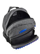 Backpack Eggman Blue silicone BABEGGIS-vue-porte