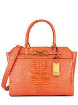 Shoulder Bag Raffie Guess Orange raffie CB776023
