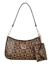 Shoulder Bag Lida Guess Brown lida SS814120