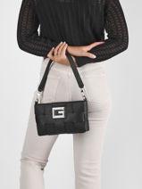 Crossbody Bag Liberty Guess Black liberty EG813520-vue-porte