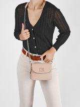 Shoulder Bag Cordella Guess cordella GG812678-vue-porte