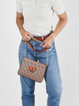 Shoulder Bag Alisa Guess alisa SG812372-vue-porte