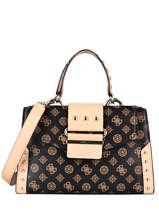 Shoulder Bag Greta Guess Brown greta PG812906