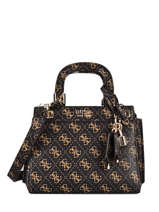 Crossbody Bag Katey Guess Brown katey SG787076