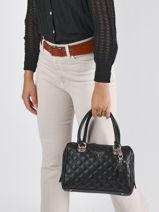 Shoulder Bag Cessily Guess Black cessily EV767905-vue-porte