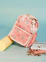 Mini Backpack Amsterdam Jack piers Pink jp girls G