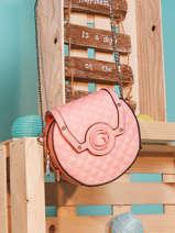 Shoulder Bag Heyden Guess Pink heyden QE813477