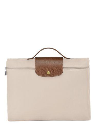 Longchamp Le pliage Briefcase Pink