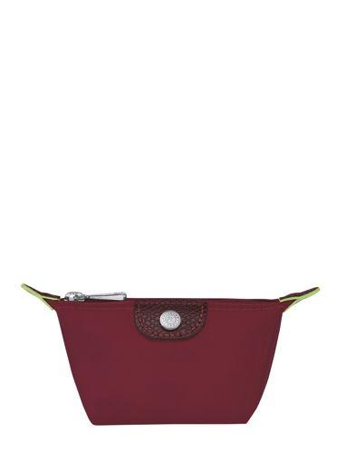 Longchamp Le pliage green Porte-monnaie Rouge