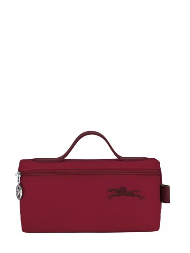 Longchamp Le pliage green Clutches Red