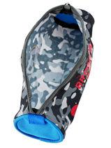 Trousse 1 Compartiment Pol fox Bleu garcon G-T1-vue-porte