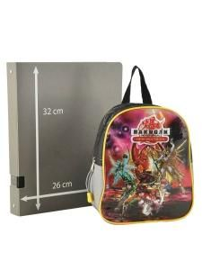 Backpack Bakugan Multicolor battle brawlers 56154VES-vue-porte