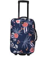 Valise Cabine Roxy Bleu luggage RJBL3240