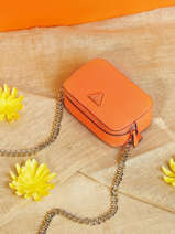 Shoulder Bag Noelle Guess Orange noelle ZG787914