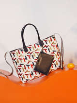 Sac Porte Epaule A4 Iconic Tommy Tommy hilfiger Beige iconic tommy AW10118