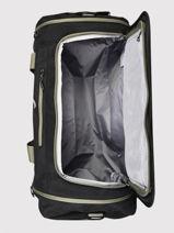 Sac De Voyage Cabine Luggage Quiksilver Noir luggage QYBL3011-vue-porte