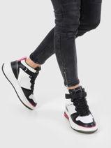 Sneakers elektra lay hi-KARL LAGERFELD-vue-porte
