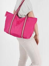 Jeanne Tote Bag Lacoste jeanne NF3618YA-vue-porte
