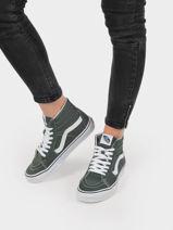 Sneakers sk8-hi-VANS-vue-porte