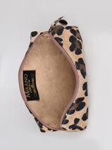 Case Leather Milano Multicolor velvet VE151101-vue-porte