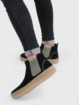 Chelsea boots en cuir-GABOR-vue-porte