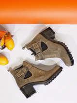 Boots vinicia-E-COW