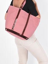 Medium Cabas Tote Bag Sequins Vanessa bruno cabas 1V40315-vue-porte