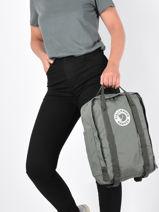 Backpack-FJALLRAVEN-vue-porte