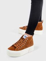 Iron mid sneakers-NO NAME-vue-porte