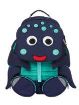 Backpack Affenzahn Blue large friends FAL1