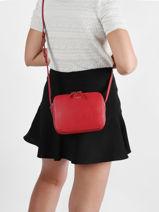 Leather Sophie Crossbody Bag Le tanneur sophie TSOP1100-vue-porte