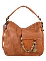 Shoulder Bag Aela Miniprix Brown aela 88912