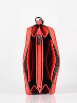Longchamp Le pliage cuir Wallet-vue-porte
