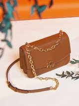 Leather Crossbody Bag Elmswood Lauren ralph lauren Brown elmswood 31746226