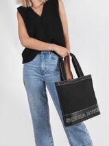 Shoulder Bag Capsule Anniversaire Sonia rykiel Black capsule anniversaire FH-vue-porte