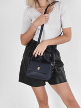 Th Soft Crossbody Bag Tommy hilfiger Black th soft AW10104-vue-porte