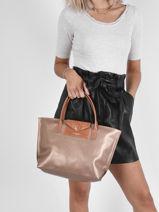 Shopping Bag Maya Lancaster maya 18-vue-porte