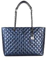 Shoulder Bag A4 Cessily Guess Blue cessily KM767923