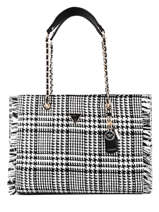 Shoulder Bag A4 Cessily Wool Guess Black cessily TB767923