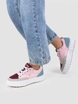 Sneakers sandblast-FILA-vue-porte